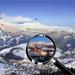 Alloggio české hory ( montagna ceca )